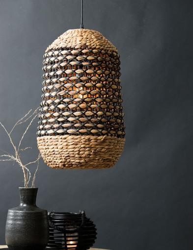 Lámpara de techo de ratán-2937B