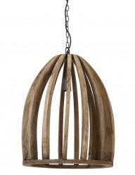 Lámpara de techo de madera-2941BE