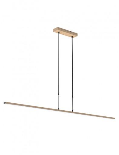 Lámpara de techo de madera-7971BE
