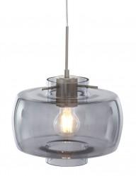 Lámpara de techo de vidrio ahumado Steinhauer Glass-9306ST