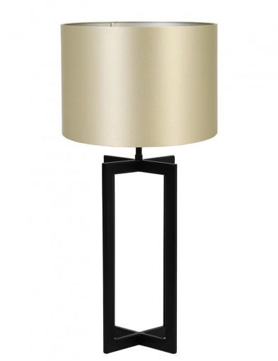 Lámpara de mesa dorada Light & Living Mace-9345ZW