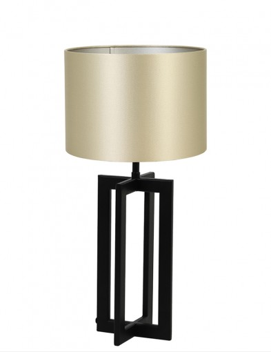 Lámpara dorada base de marcos Light & Living Mace-9367ZW