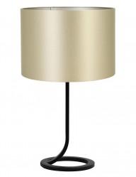 Lámpara de mesa dorada circular Light & Living Mavey-9373ZW