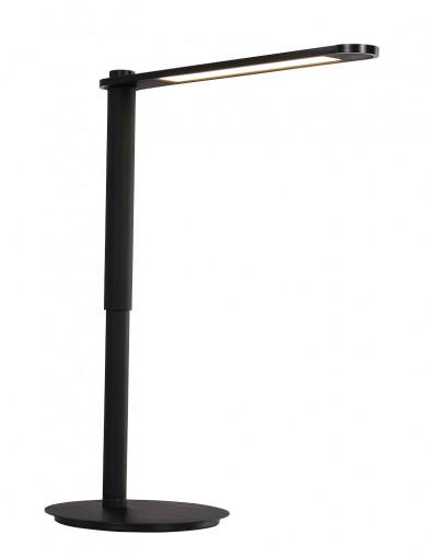 Lámpara de escritorio negra regulable Steinhauer Serenade
