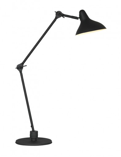 Lámpara de escritorio ajustable retro Anne Lighting Kasket