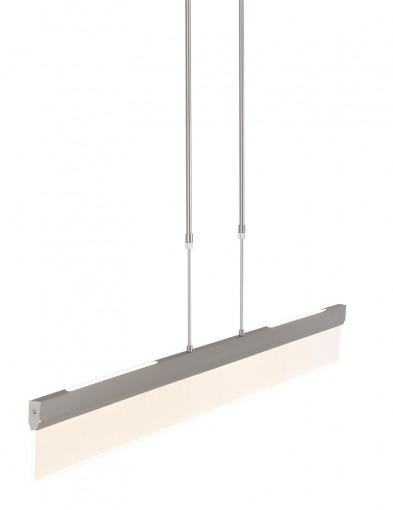 Lámpara de techo de acero regulable Steinhauer Atletiche