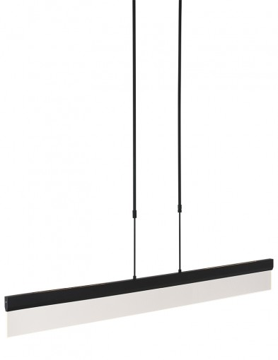 Lámpara colgante con placa luminosa Steinhauer Atletiche