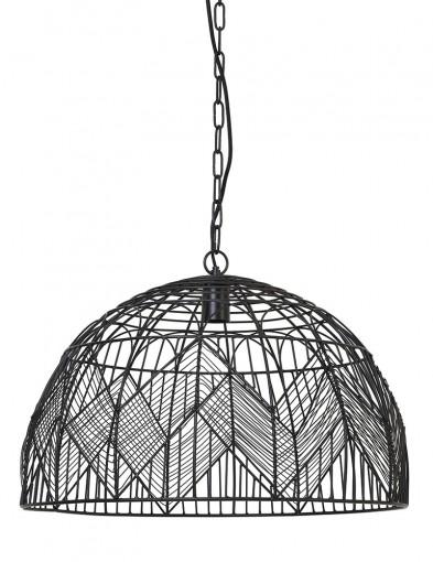 Lámpara patrón geométrico Light & Living Kalibo