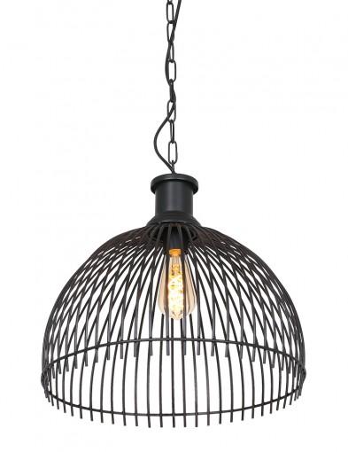 Lámpara colgante de alambre Light & Living Maronka