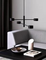Lámpara colgante LED moderna Nordlux Clyde