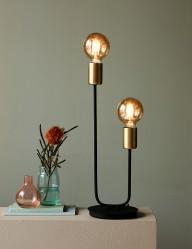 Lámpara de mesa nórdica bombillas Nordlux Josefine