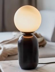 Lámpara jarrón con esfera Nordlux Notti