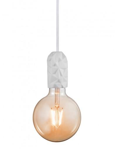 Lámpara de techo nórdica blanca Nordlux Hang