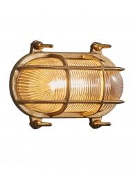 Foco dorado marinero Nordlux Helford