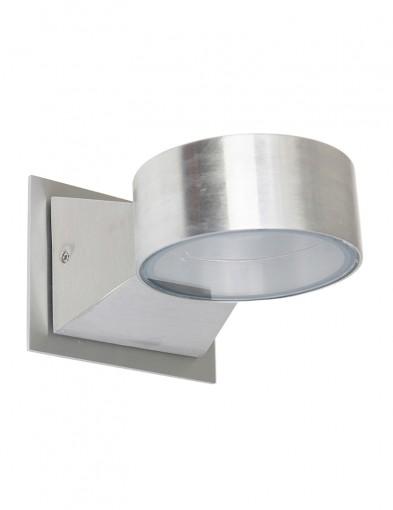 Aplique de acero Steinhauer Rajka LED