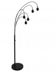 Lámpara de arco de cinco luces Steinhauer Lima-2676ZW