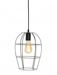 Lámpara de techo de alambre Mexlite Minimalics-2705ZW