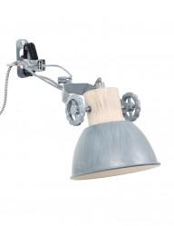 Aplique industrial gris Mexlite Gearwood-2752GR