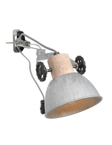 Aplique de pinza níquel Mexlite Gearwood-2752NI