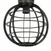 Lámpara de techo de jaula Light & Living Suzy-2755BR