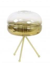 Lámpara de mesa dorada vintage Light & Living Cherle-2787GO