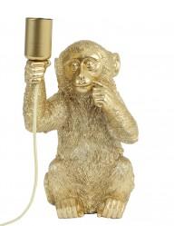 Mono portalámparas Light & Living Monkey-2788GO