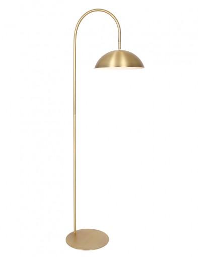 Lámpara de pie dorada Light & Living Jupiter-2831GO