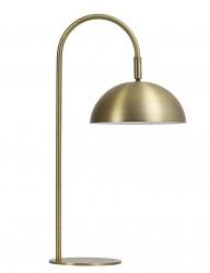 Lámpara de mesa dorada curva Light & Living Jupiter-2902GO