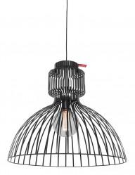 Lámpara de techo de jaula Anne Lighting Dunbar-2999ZW