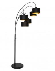 Lámpara de arco con cinco pantallas Steinhauer Lima-9330ZW