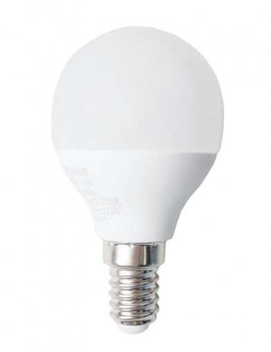 Bombilla LED redonda E14 5W-I15134S