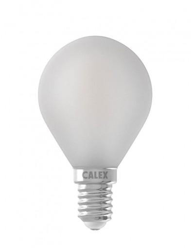 Bombilla mate LED regulable E14 3