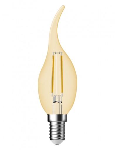 Bombilla LED vela E14 4