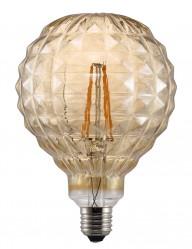 Bombilla redonda de filamento LED E27 2W Nordlux-I15237S