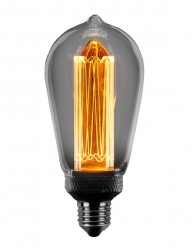 Bombilla LED ahumada 5W 3 posiciones-I15171S