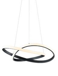 lampara colgante de diseño led-2552ZW