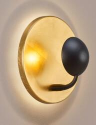 aplique de pared LED dorado-3170GO