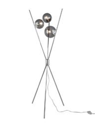 lámpara trípode tres esferas-3180CH