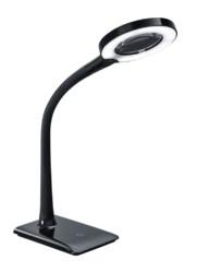 Flexo negro LED regulable-3181ZW