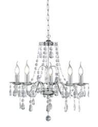 lampara de araña cinco luces-3197CH