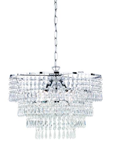 lampara de araña de cristales-3198CH