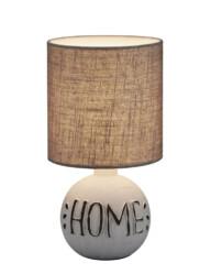 lampara de noche gris home-3209GR