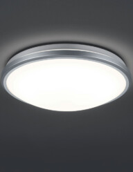 plafon led gris sensor de movimiento-3220GR