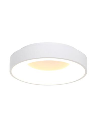 Plafón blanco LED redondo-3086W