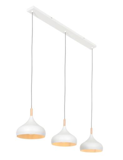 Lámpara de comedor nórdica de tres luces-3099W