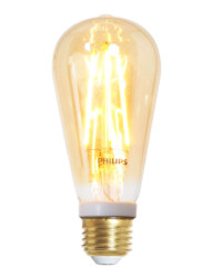 Bombilla LED atenuable dorada E27 7W-I15202S