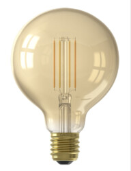 Bombilla LED de filamentos E27 7W atenuable-I15268S